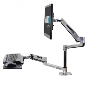 WorkFit-LX Sit-Stand Desk Mount System