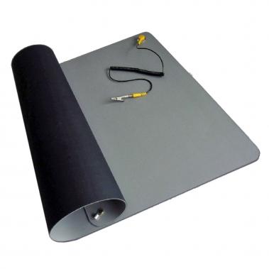 קיט משטח ESD לשולחן עבודה במידה 80x120 ס