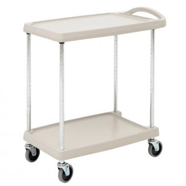 עגלת מטרו פולימר My cart שני מדפים